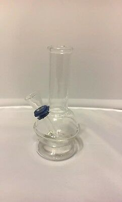 Hookah Water Pipe Bong Glass Mini 5 inch – Clear