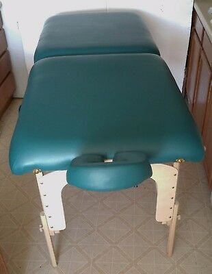 EarthLite Spirit Portable Massage Table Package Full Reiki w/ Headrest Spa Level