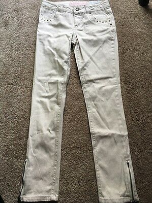Girls Size 10 Reg Total Girl Skinny Jeans New! From JCPenney Adjustable Waist