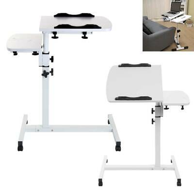 Adjustable Portable Laptop Table Stand Lap Sofa Bed Tray Folding Computer Desk