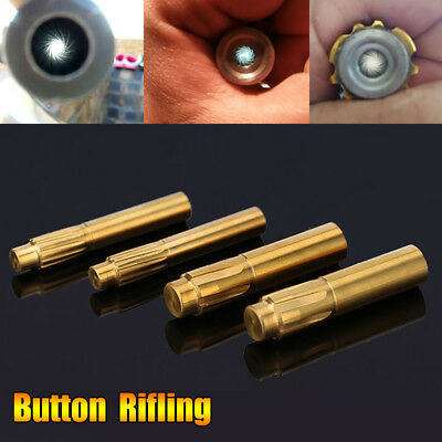 Rifling Buttons Super Hard Alloy Material Special Reamer  Make a Rifled Barrel