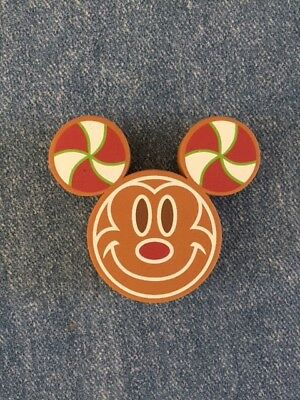 Disney Parks Antenna Topper Holiday Gingerbread Mickey Mouse