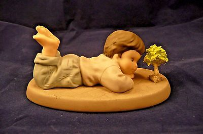 "Kim Anderson's Pretty As A Picture Figurine ""Love is Patient"" 1999 Box"