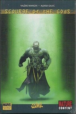 SCOURGE OF THE GODS Hardcover Graphic Novel