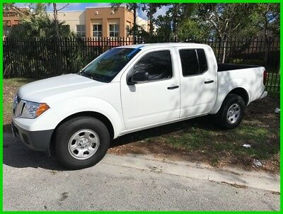 2017 Nissan Frontier S 2017 Nissan Frontier S / Extra clean / Low reserve & Miles! Financing! Come see!