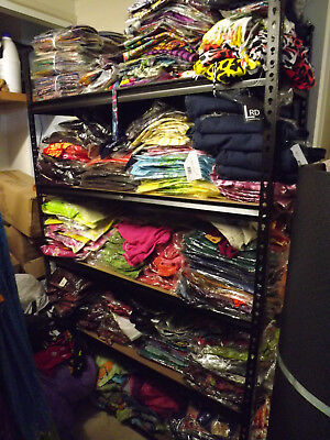 WHOLESALE CLOTHING BULK LOT. Approx 8000 Pieces. START YOUR OWN BUSINESS