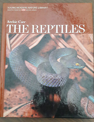 The Reptiles, Archie Carr