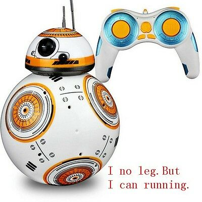 America Star Wars BB-8 Remote Control Robot Action Figure Toy