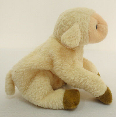 Beanie Baby Ewey The Lamb 1998 Babies New Collection Rare Collectors Ty Cute
