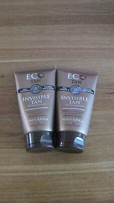 Eco Tan  Invisible Tan X  2 150Ml Medium/olive Skin