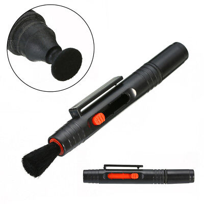 Camera Lens Screen Cleaning Pen Dust Cleaner Soft Brush Duster For Nikon Canon