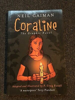Coraline - A graphic novel