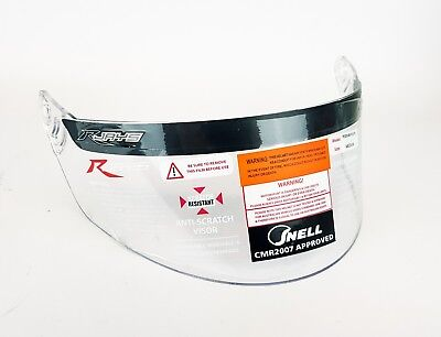 Rjays Podium Youth clear visor medium