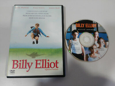 Billy Elliot Dvd Stephen Daldry Julie Walters Español English  Francais Italian0