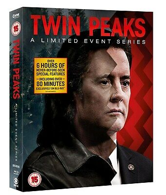 Twin Peaks: A Limited Event Series (Slipcase) [Blu-ray]