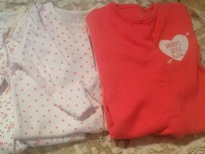 First Size Huge Selection Mixed Baby Girls Clothes
