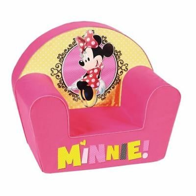 MINNIE Fauteuil Club Rose - Disney Baby