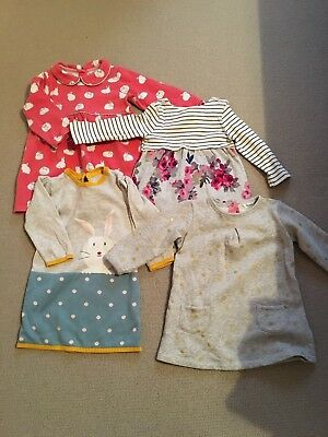 Baby Girl dress bundle age 12-18 months.