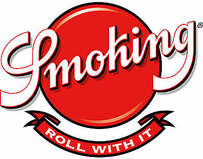 1 Box Smoking King Size Papers 50 Heftchen x 33 Blättchen Long Papers Slim
