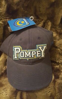 Portsmouth FC Cap Pompey Hat Offical Merchandise
