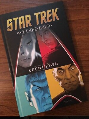 Star Trek Graphic Novel Collection - Countdown - Hardback