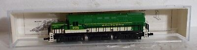 Model Railroad Train N Scale Locomotive Alco Century 420 2175 Runs And Lights