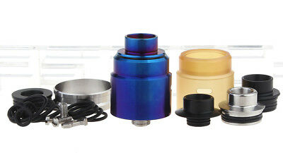 Entheon Styled BF RDA Rebuildable Dripping Atomizer Color Blue