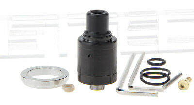 Speed Revolution Styled RDA Rebuildable Dripping Atomizer Color Black