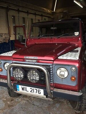 Land Rover Defender 110 Double Cab County 4x4