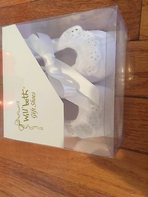 Will' Beth Infant Shoes