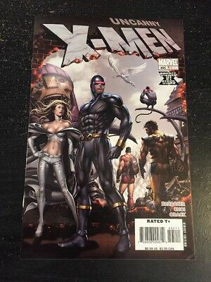 Uncanny X-men#495 Incredible Condition 9.2(2008) Wow!!