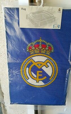 Alfombra Real Madrid 80x50 cm.  Rug