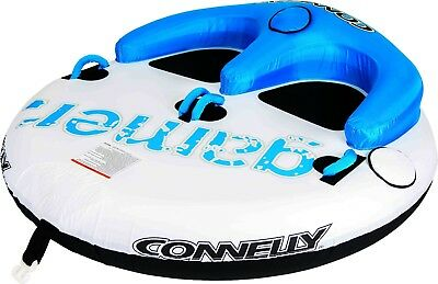 Connelly Gamer 2 Person Deck Ski Tube with Back rests