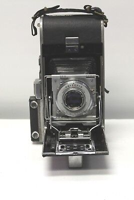 POLAROID PATHFINDER LAND CAMERA 110 for CONVERSION OR COLLECTION WOLLENSAK