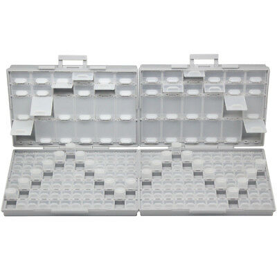 2 Aidetek BOXALL96 96 lids Surface Mount Components Organizer labels 3 sizes box