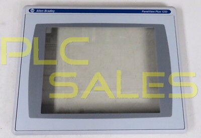 Allen Bradley PanelView Plus 1250 Touch Screen + Bezel for 2711P-T12C4D8 + Other