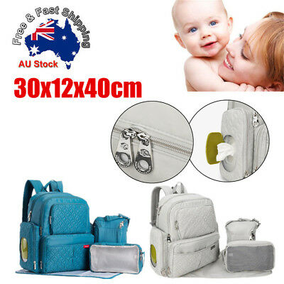 Diaper Bag Nappy Mummy Backpack Baby Newborn Tote Maternity Stroller Bag