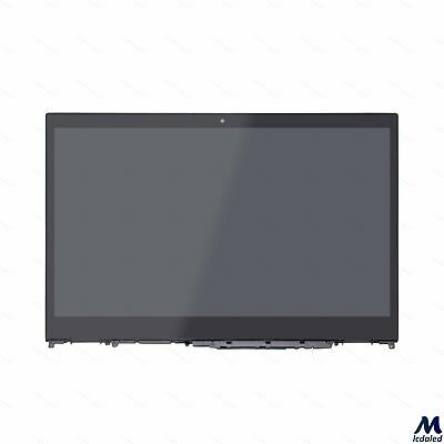 LCD Touch Screen Digitizer Glass IPS Display Assembly for Lenovo YOGA 520-15IKB