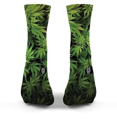 Stay High Weed Savvy Sox Socks Brand New from production line One Size Fits All