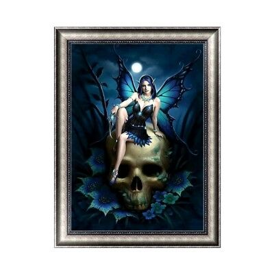 DIY 5D Diamond Painting Angel Cross Stitch Embroidery Craft Home Decor