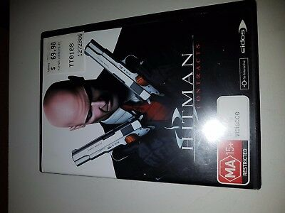 HITMAN CONTRACTS Pc CD Rom Game