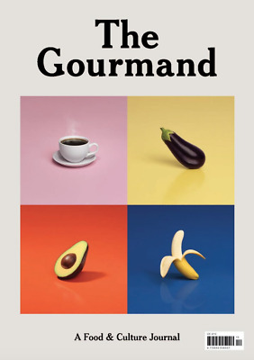 The Gourmand Magazine Issue 10 - A food & culture journal