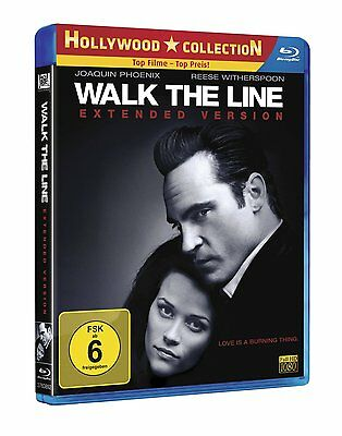 Walk the Line [Blu-ray](NEU/OVP) Biopic über Johnny Cash mit Joaquin Phoenix