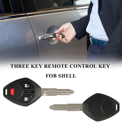 3 Button Remote Key Key Case Key Slippy Easy To Use for An Additional Key