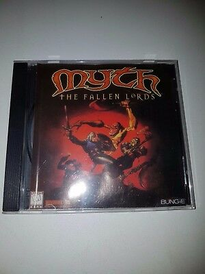 MYTH - THE FALLEN LORDS PC CD ROM Game