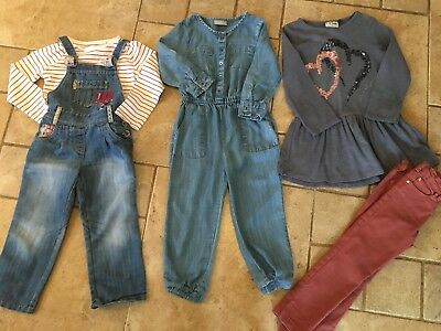 Girls 3-4yrs Bundle Incl Next & Zara
