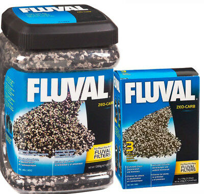 Fluval * Zeo-Carb For All External Filters