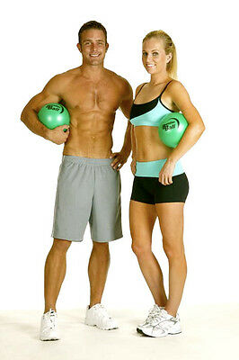 Bender Ball NEW Soft Exercise Gym Fitness Pilates Yoga Ball Abs Home Body Core