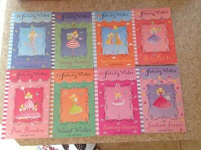 Bundle of Felicity Wishes Books by Emma Thompson Age 6+ Good Condition 8 books