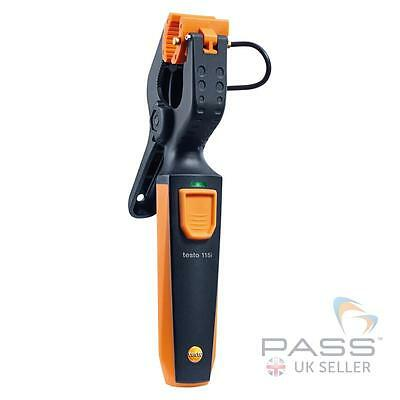 NEW Testo 115i Bluetooth Pipe Clamp Thermometer Smart Probe 05601115 / UK Stock